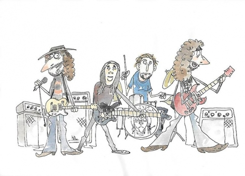 can,no hit makers,the nobels,loolie and the surfing rogers,natchez,zines,blues feminin