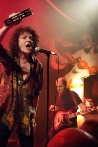 dr john,cynics,cuckoo sisters,los gallos,rockambolesques -dossier k