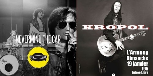 ervin travis,bryan gregory,belphegorz,superheroïne,dark revenges,justine,nevermind the car,kropol trio,pierre cudney