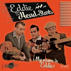 , Gene Vincent + Mick Farren, Dale hawkins, The Cactus Candies, Eddie and the Head-Starts, Jake C