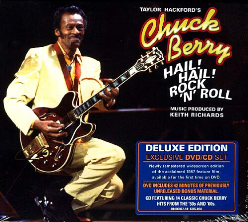 , Chuck Berry, Jallies, Poètes du rock,