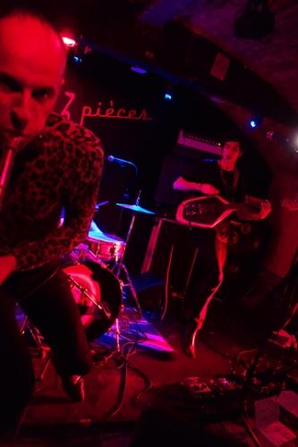 la crampe,weird omen,suicide collectif,dave van rock