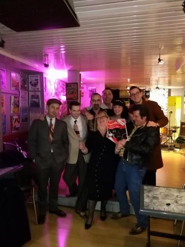 mystery lights,ron asheton,amhell & her backdoor men,robert johnson + gregoire hervieux,tony marlow,jukebox + hallyday